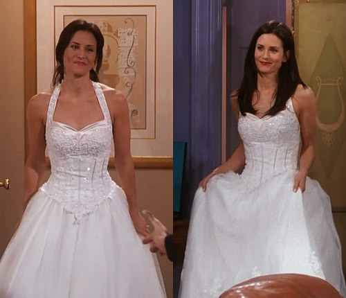The One With The Cheap Wedding