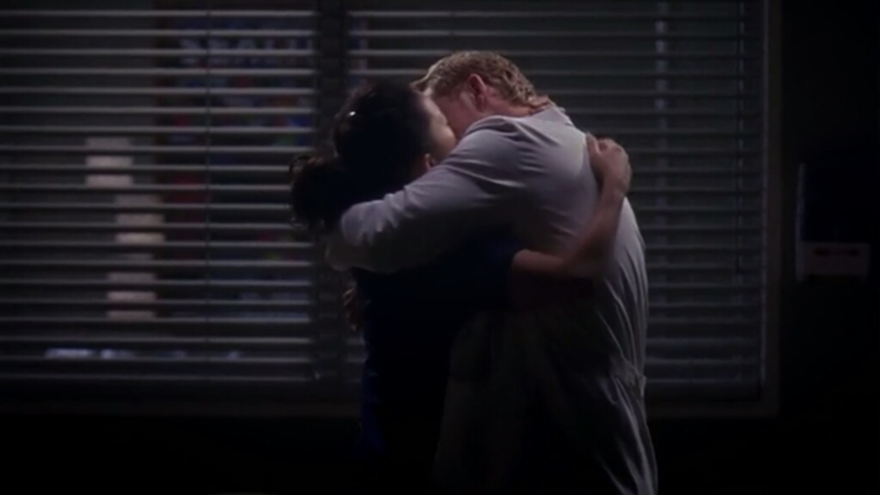 Don't leave me until you're leaving me. Best ship ever.