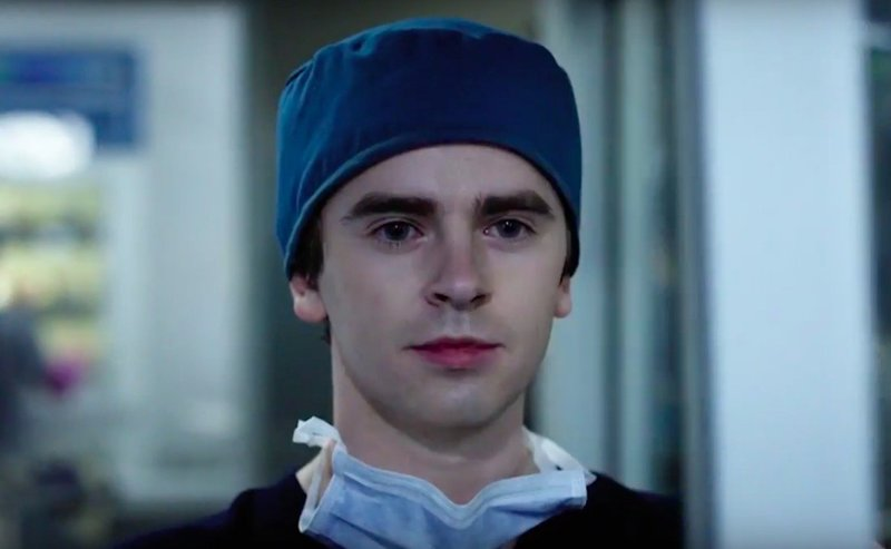 """I saw a lot of surgeons in medical school. You're much better than them. I have a lot to learn from you. You're very arrogant. Do you think that helps you be a good surgeon? Does it hurt you as a person? Is it worth it?""  No matter what type of show he's in, you know for sure that it's gonna be a great show because of him. This man has an incredible ability when it comes to portray characters with a very complex psychology. Very solid pilot for a show that I'm confident it's going to be renewed because, again, there's no other option when you have such a strong lead."