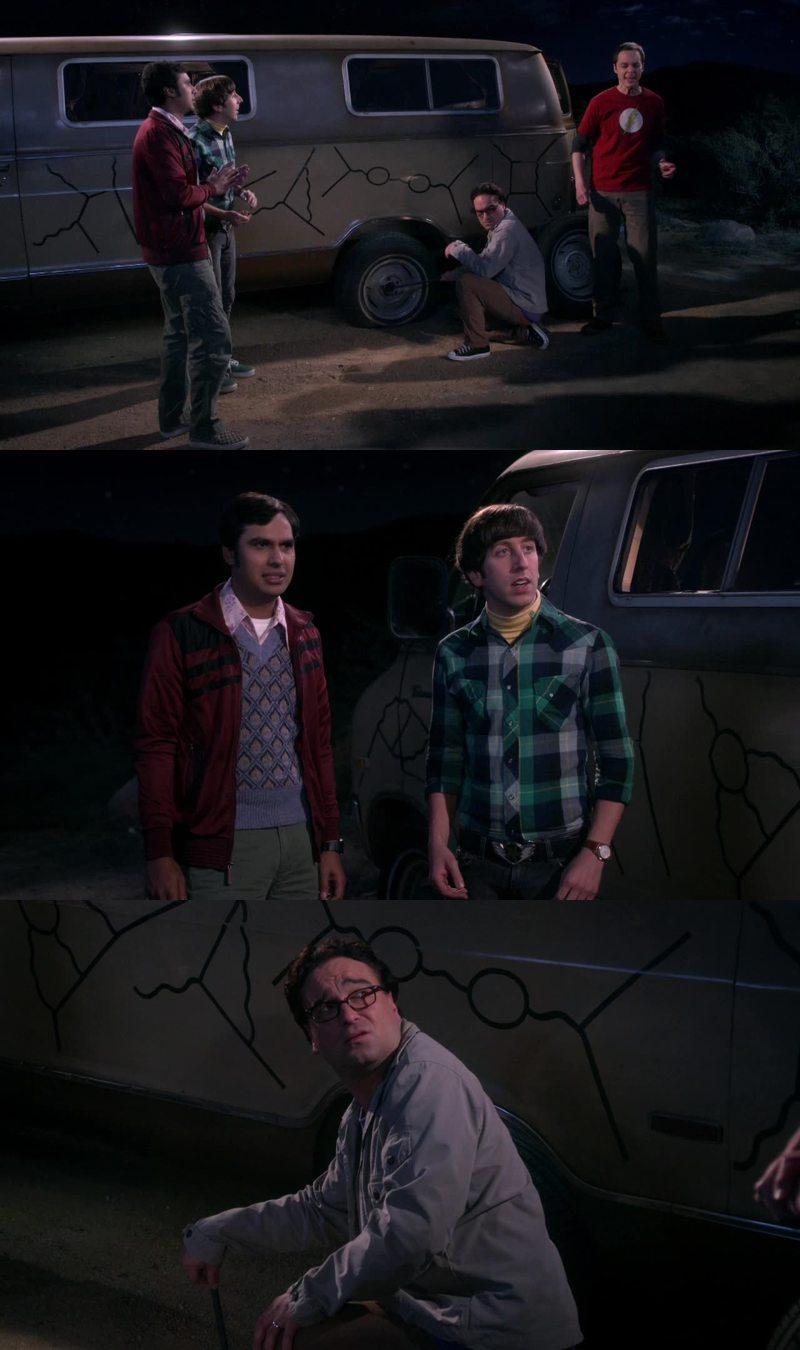 Sheldon arrasou nesse episódio,  adorei ele cantando com aquela voz fina kkkk