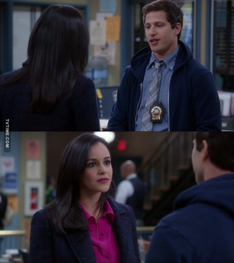 Oh, poor Jake. He was about to tell her 😢