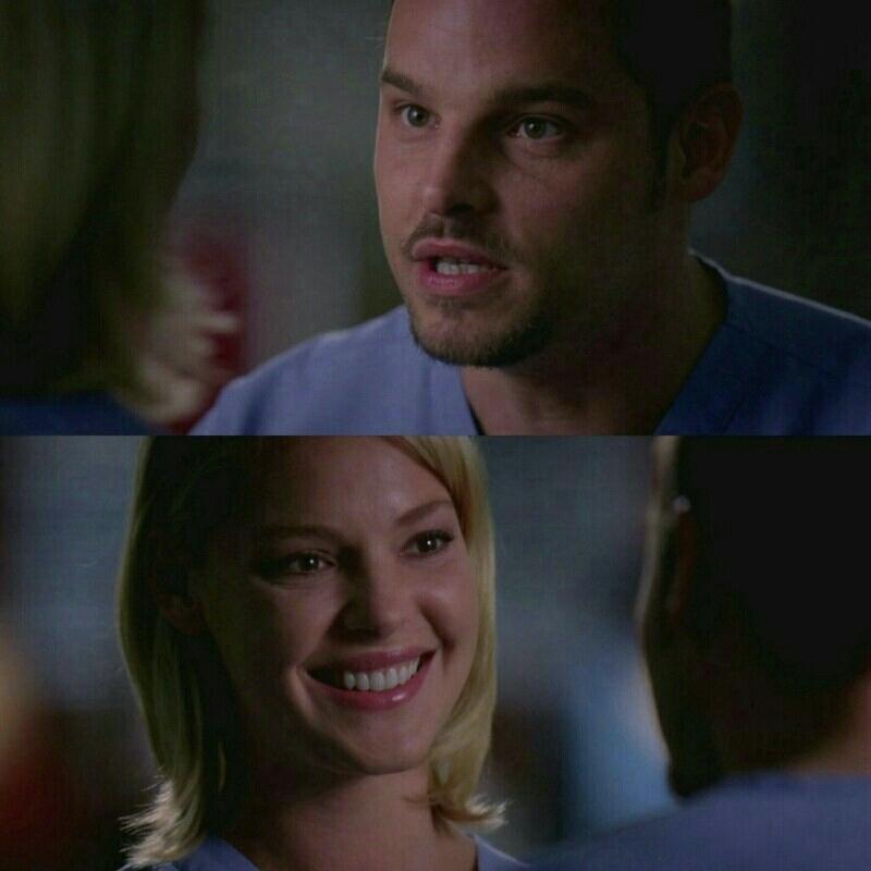 """""""Eu não quero ser o futuro desse hospital se você não estiver do meu lado.""""  Mas porquê 😭😭"""
