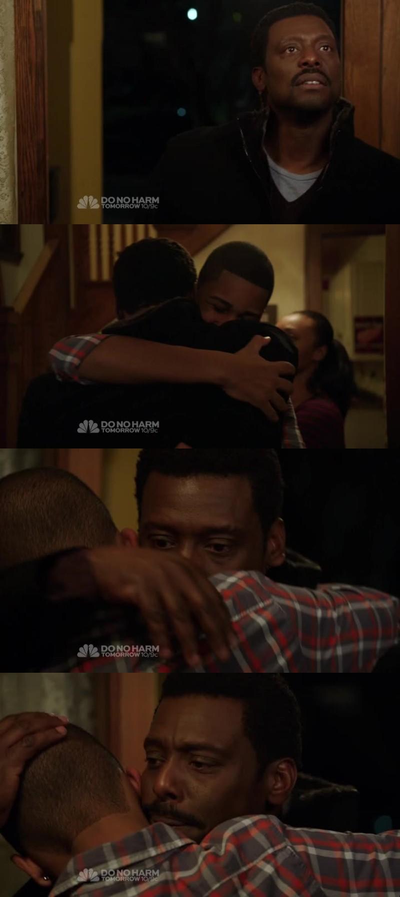 ❤ C'était tellement touchant cette séquence !!