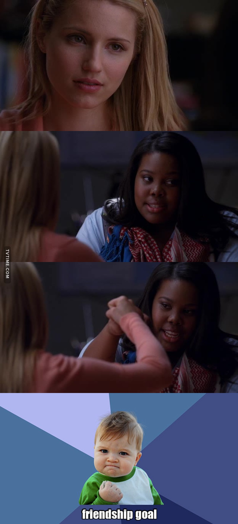 i LOVE mercedes and quinn's relationship !!!!