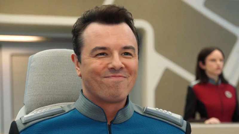 Is It bad that in this show i kinda find Seth McFarland kinda attractive :/
