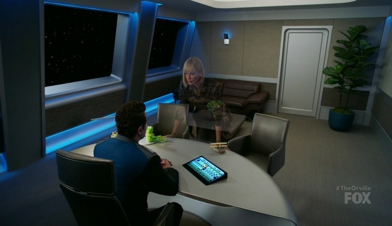 My theory is that the Orville was NOT destroyed in the original timeline,  but that Pria came back to change history and give the Union some future tech to help with some future conflict.  I'll bet money that the teleporter bracelet is still in his desk drawer... and that was her intention all along.