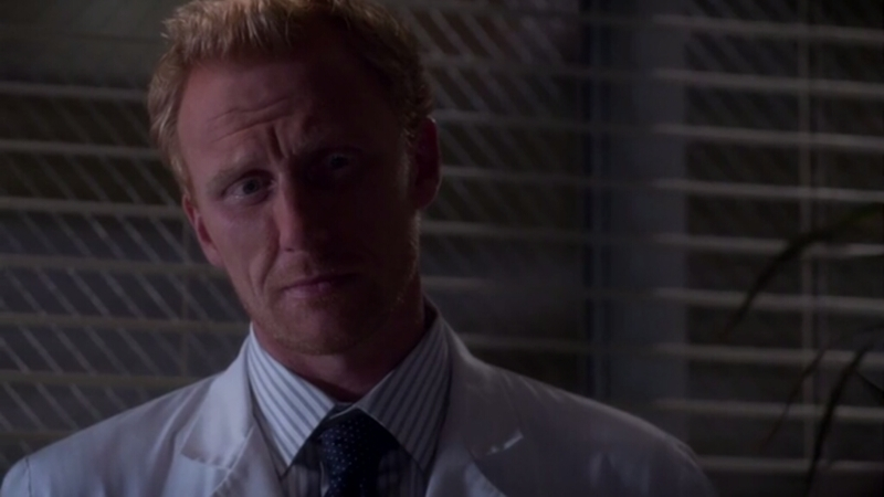 """I can't help posting Owen's face everytime he hears """"Cristina"""" he's so sad.. 😓"""
