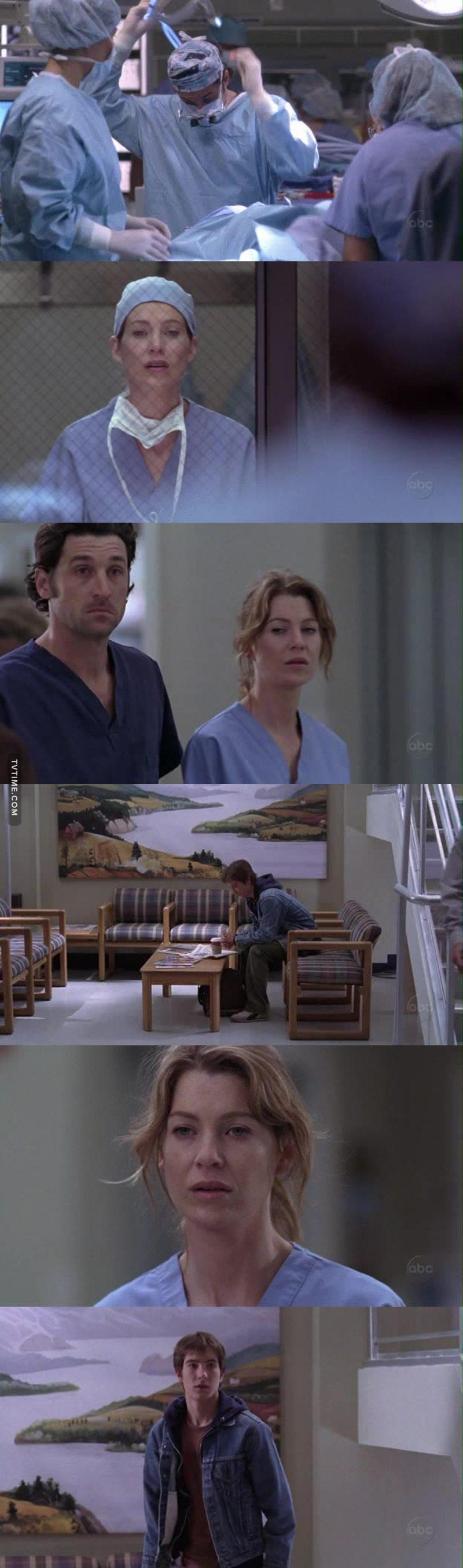 essa cena foi muito triste