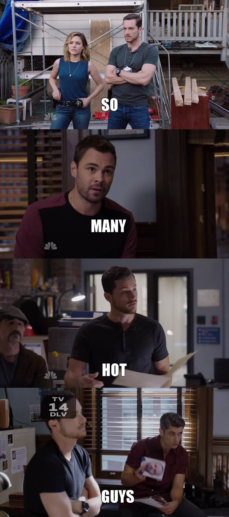Loved this episode btw, can't wait for Chicago Fire noww