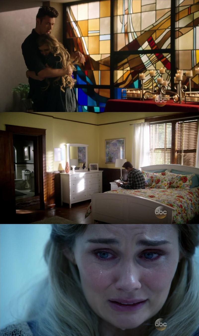 Ma che tristezza questa puntata.  Scarlett è proprio sfortunata.  Ho pianto come una fontana 😭