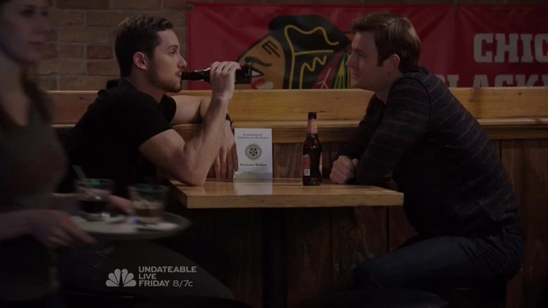 I love Halstead's brothers!! *-*