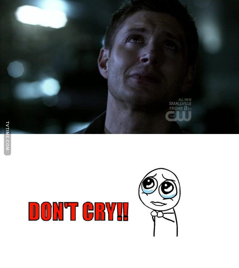 If my sunshine is crying, I'm crying. 💔