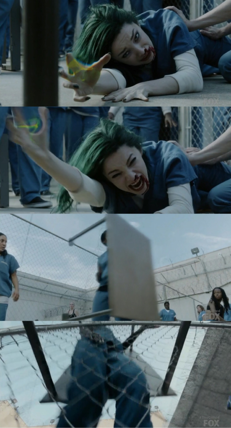 Best moment. Lorna is a total badass!! 👊