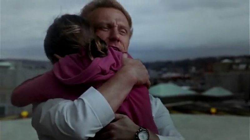 Everytime Owen's with a child he's so nice and caring, and he feels so happy.. Owen I adore you.