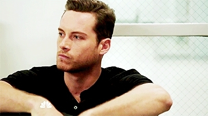 Me when I don't see Jay Halstead so much in the episodes...
