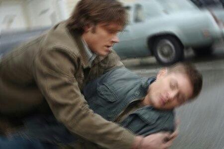 "Jack: ""my father is castiel""  me:"