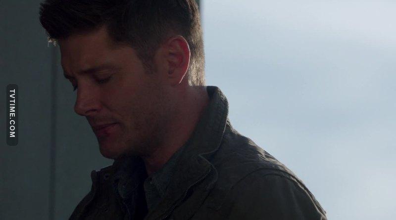 Dean: even Crowley...  He Cares 😭