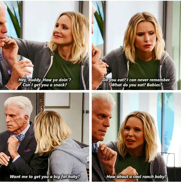 Eleanor's the best 😂 this show is epic!