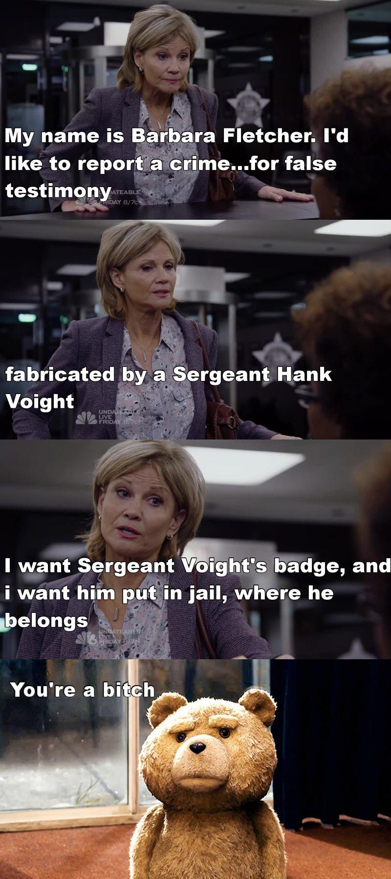 Ma quanto è odiosa questa donna? insopportabile!! 😑😑