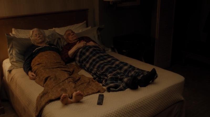 Que episódio mais fofo ♥ A cena dele falando com a esposa morta foi comovente demais. Amei esse episódio!
