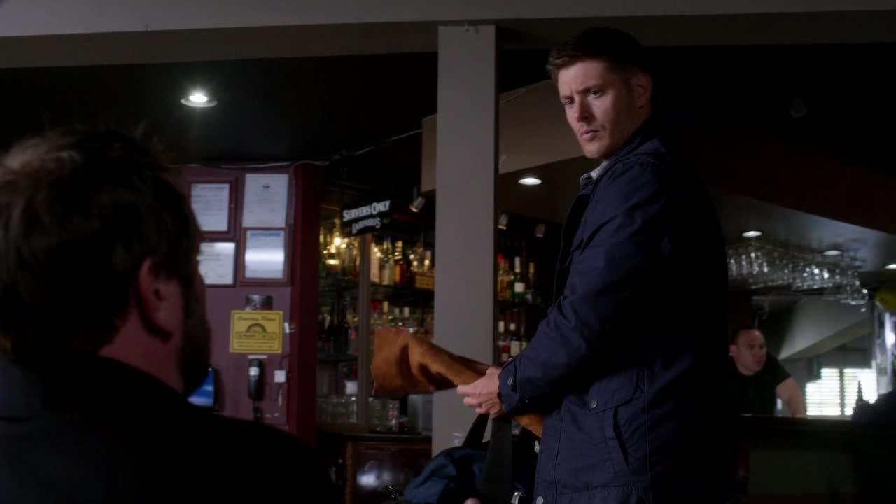"You realize that Dean is not okay, when he says ""Not hungry"" Haha"