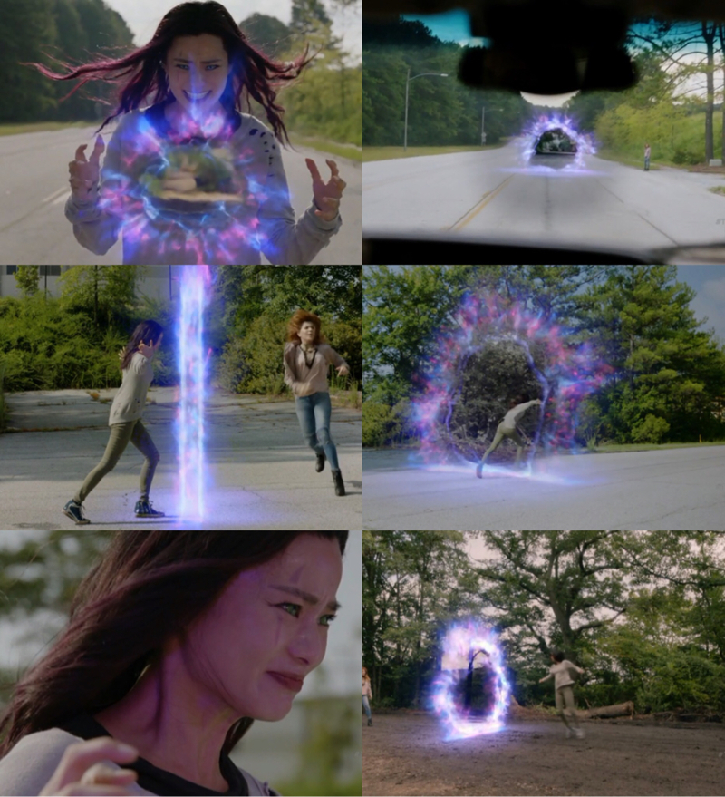 Blink finally can open the portal again 💜💜💜