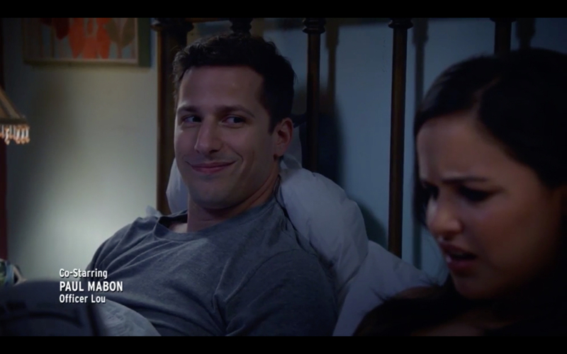 Look at this dork. He's so in love 😥😥 CONGRATS TO PERALTIAGO THE ONLY HET COUPLE I TRUST