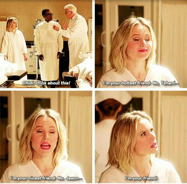 Hahaha I love Eleanor