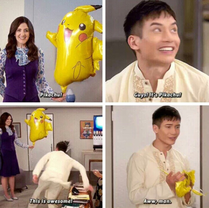 😂😂😂 pikachu
