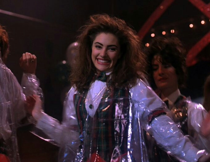 Shelly, I would have voted for you to be Miss Twin Peaks. You will always be Miss Twin Peaks to me.