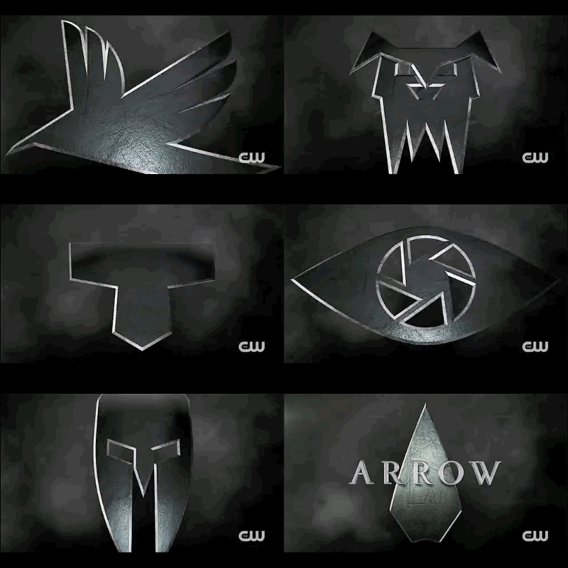 Black Canary, Wild Dog, Mr. Terrific, Overwatch, Spartan & Arrow  so awesome!