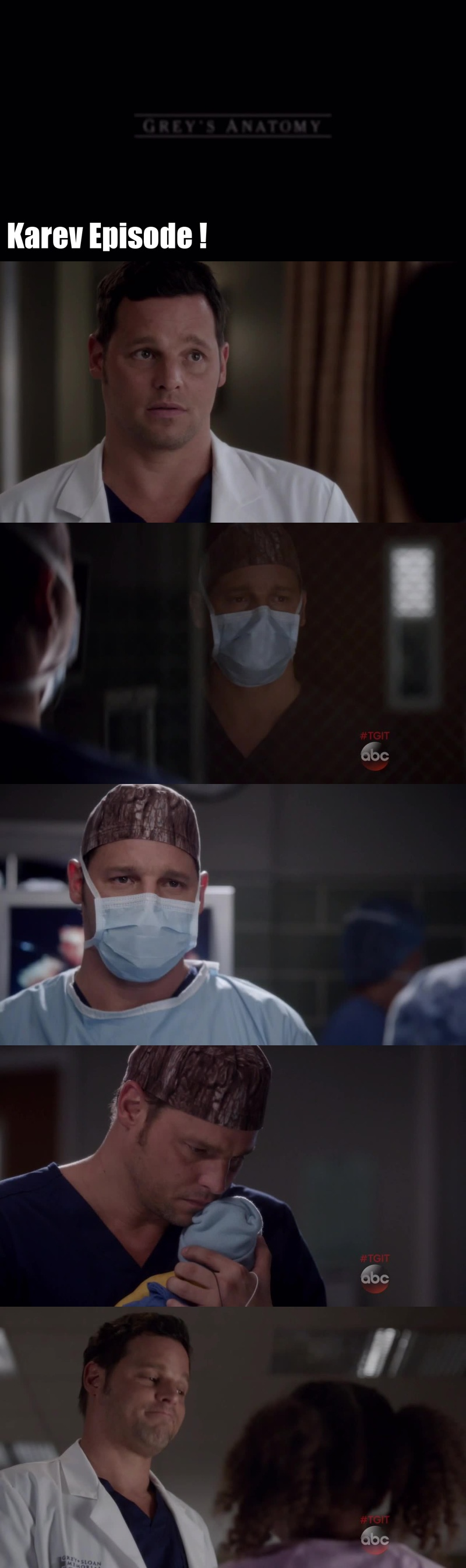 Karev Episode!