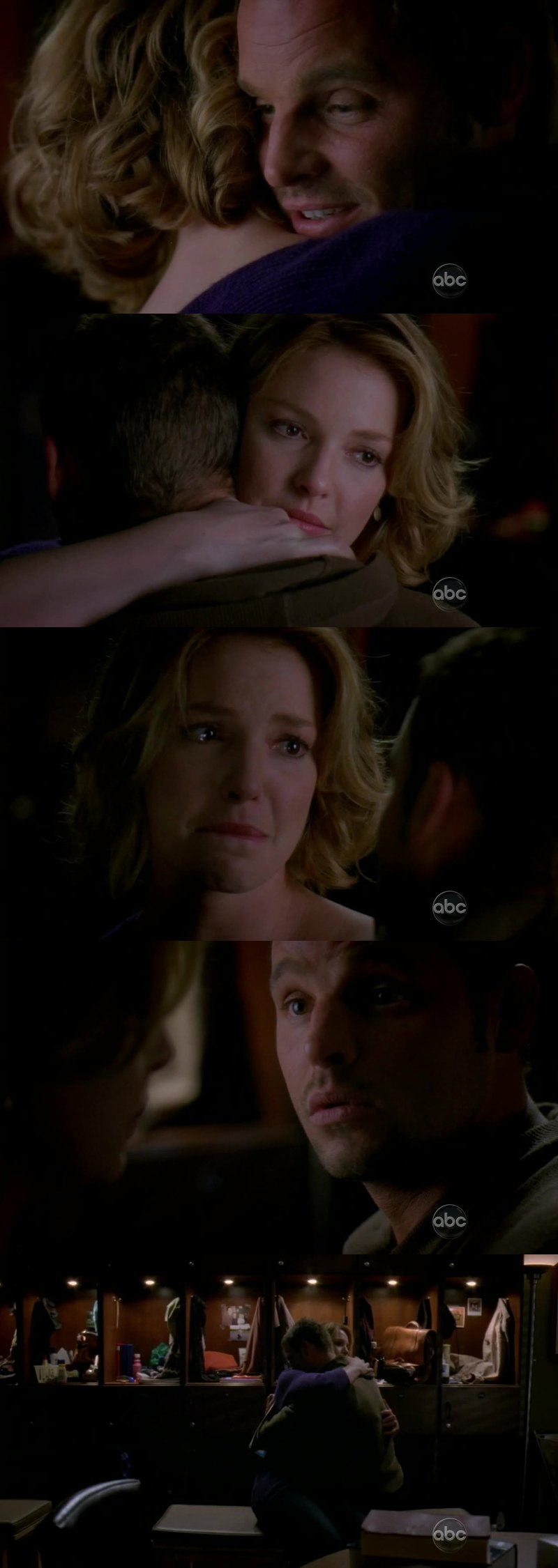 ❝But if you lose your love, if you think you're losing your love, then suddenly nothing else matters. ❞. Oh Izzie. I will miss you. 💔