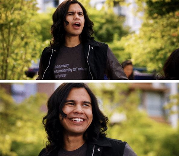 I wanna be his bestfriend. where can I find a Cisco Ramon???