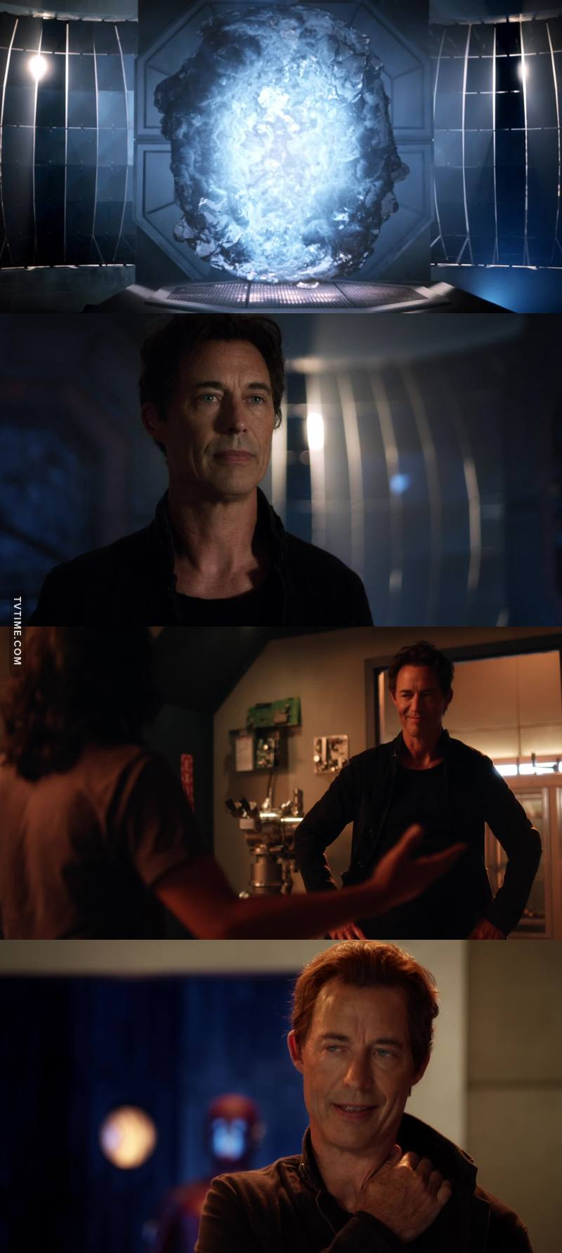 Welcome back, Harrison Wells!
