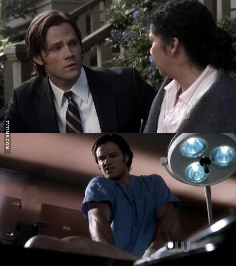 Sam is a spanish pathologist?