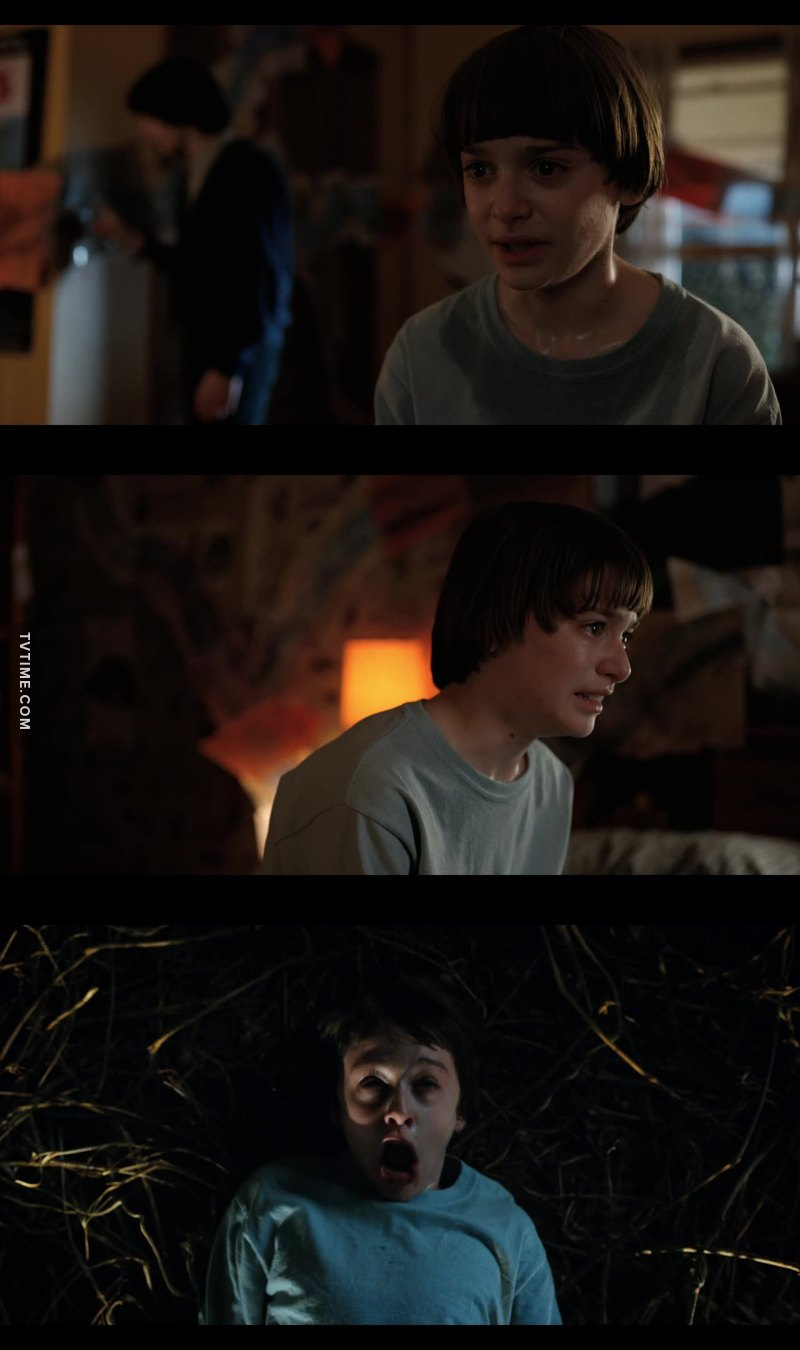 This acting tho
