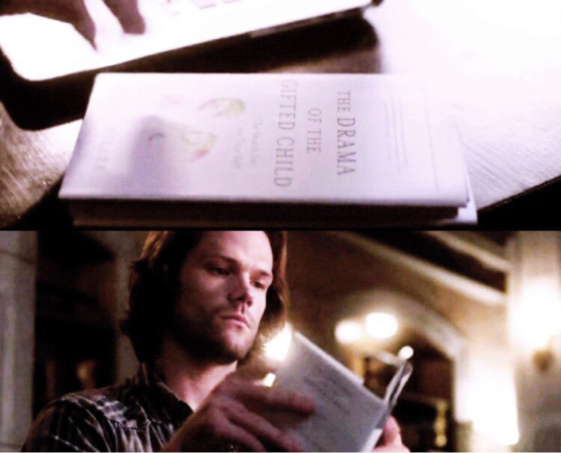 Sam is such a dad, I swear 🙌🏽 Anyways, give this man more credit bc goddamn I got all the feels when he talked about his demon blood addiction