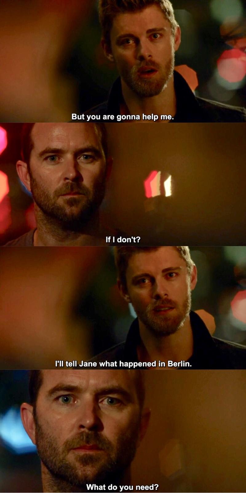 What happened in Berlin???