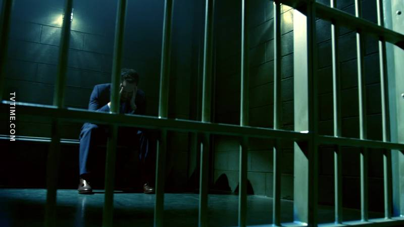 Finally agent John Bennett is in jail after what he did to Dayanara!