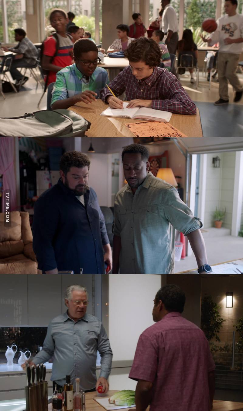 I love this friendship, thank God Darryl is alive! ❤❤❤