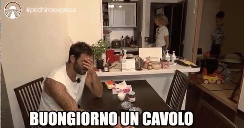 Povero Francesco, ridategli Rocco al più presto 😂😂😂