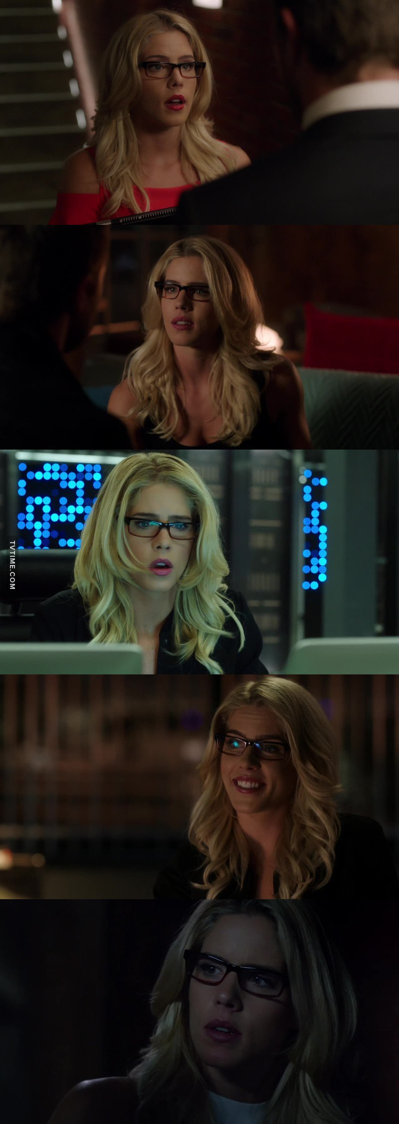 OKAY! can we please talk on how gorgeous Felicity looked on this episode?! 🔥🔥🔥