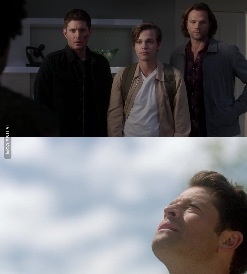 I can't wait to see their reunion with Cas! 😭