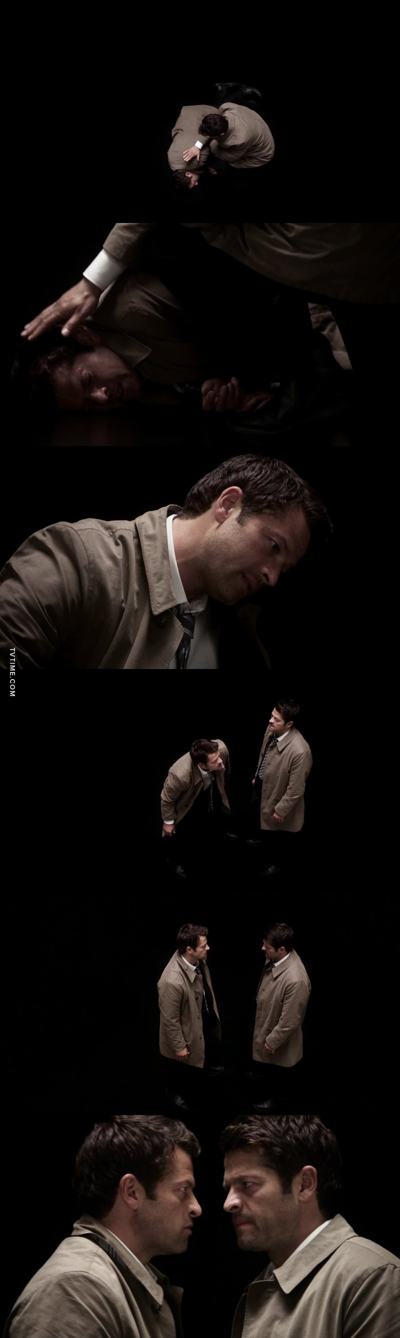 Misha's acting always hits me in the feels!  And.. Am I the only one who can't wait for Destiel's reunion?!
