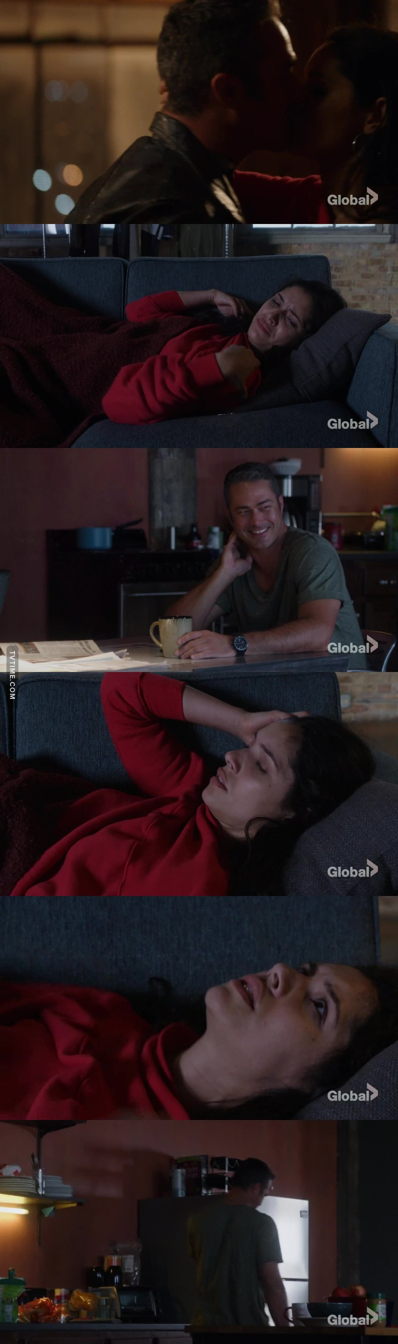 Severide you're a really awesome person not taking advantage of Stella while she was drunk. High five👋🤗🖤