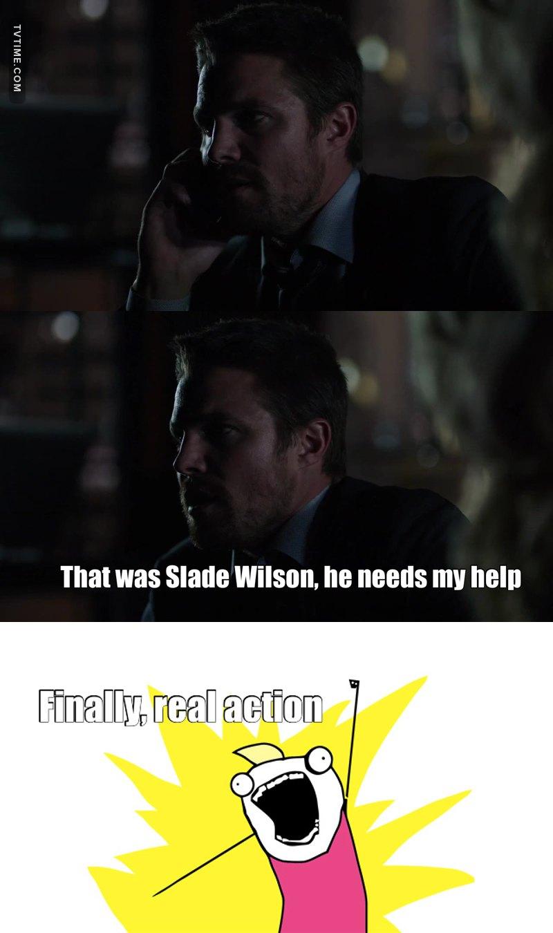 I really like Slade 😊
