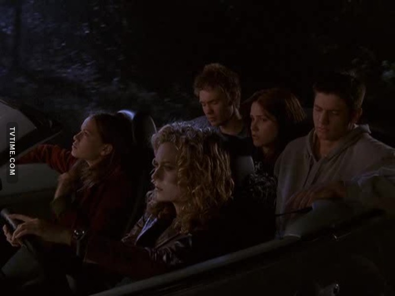 Favourite episode of season 1, first time the squad is together 😍😍
