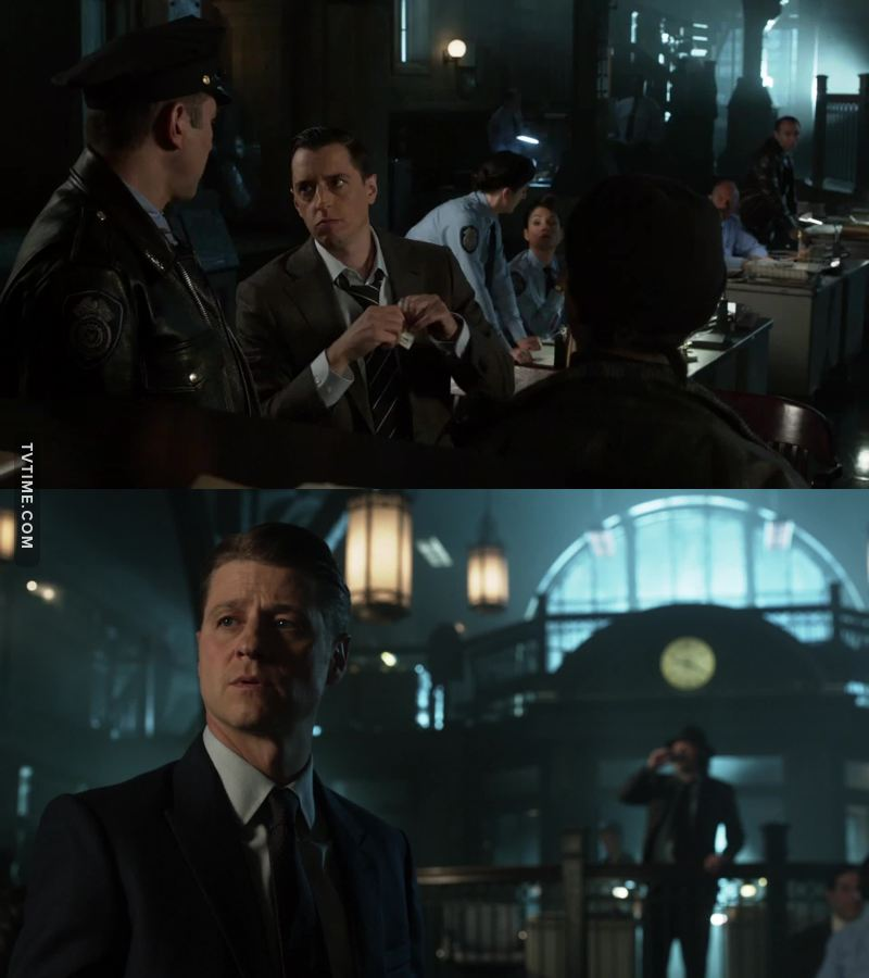 Finally the GCPD is back as it should be.