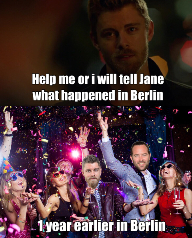 This is what really happened in Berlin 😂😂👌🏾